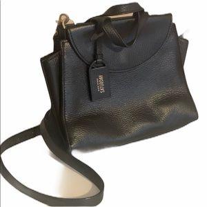 Kate Spade ♠️ Saturday Mini Black Leather Bag